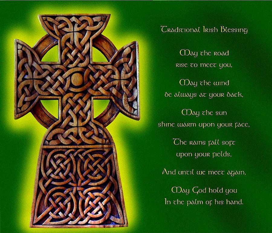 Irish Blessing by Mike Flynn