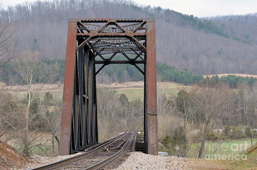 Iron Bridge Photograph