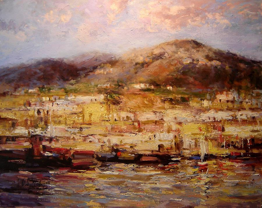 Ischia  Painting