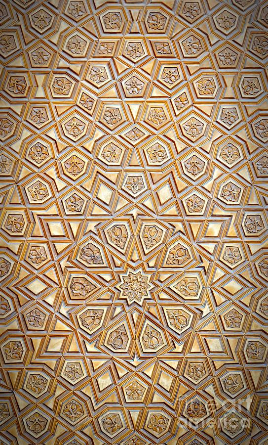 Islamic Backdrop Photograph By Antony McAulay