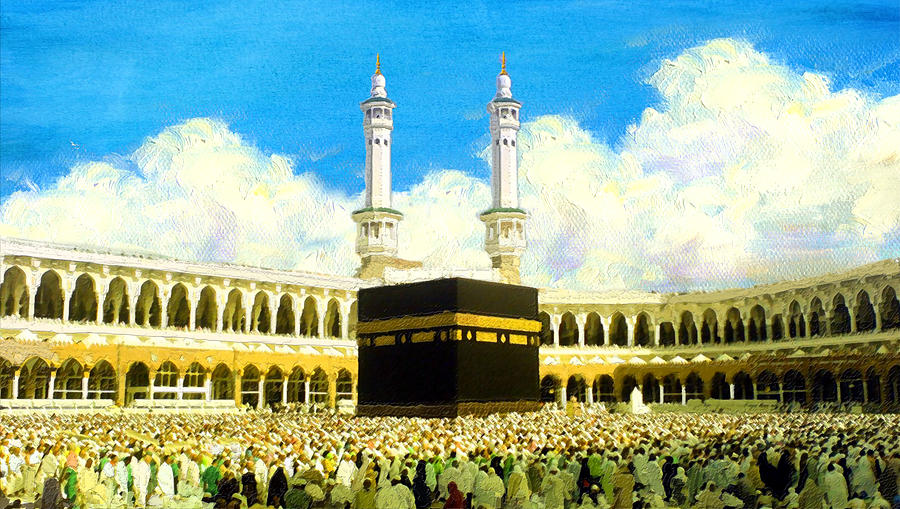 Islamic Painting 006 Painting