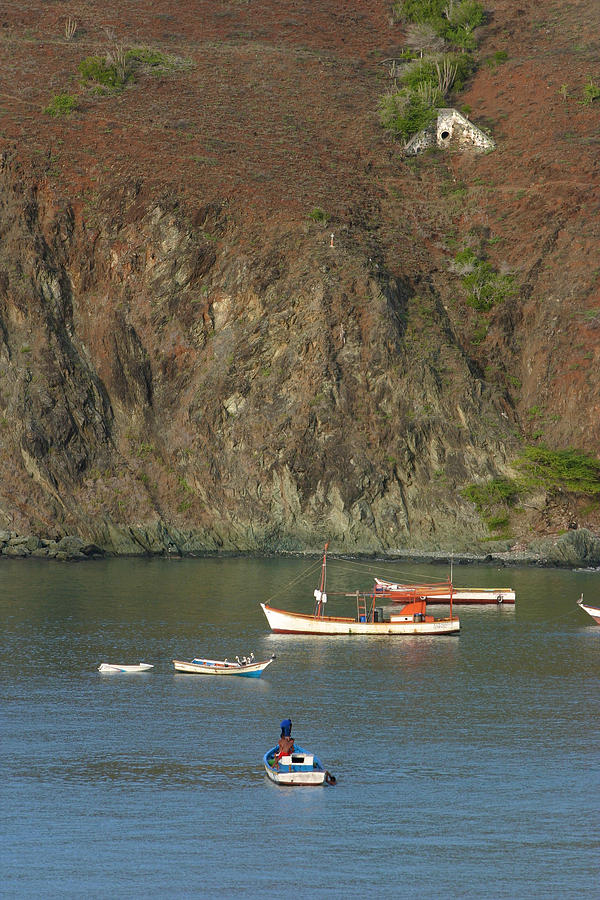 Isle De Margarita Sa Photograph