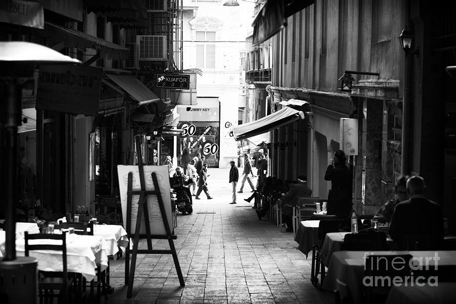Istanbul Freeze Frame Photograph