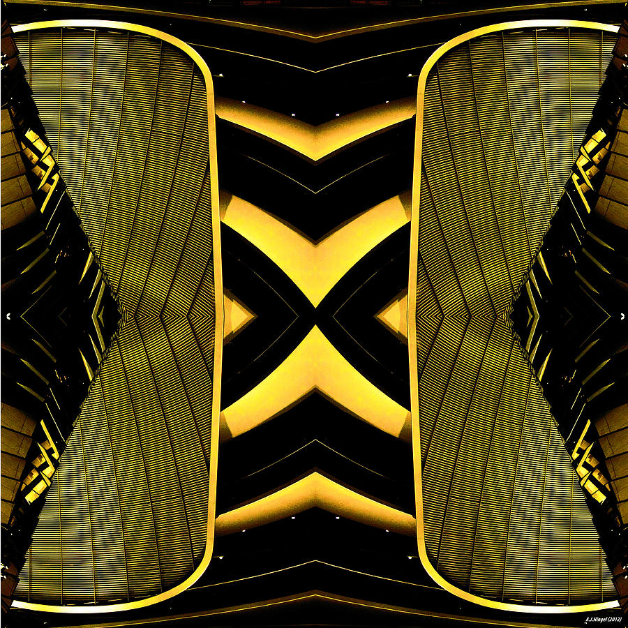 Abstract Prints Photograph - It Can Also Fly  by Anders Hingel