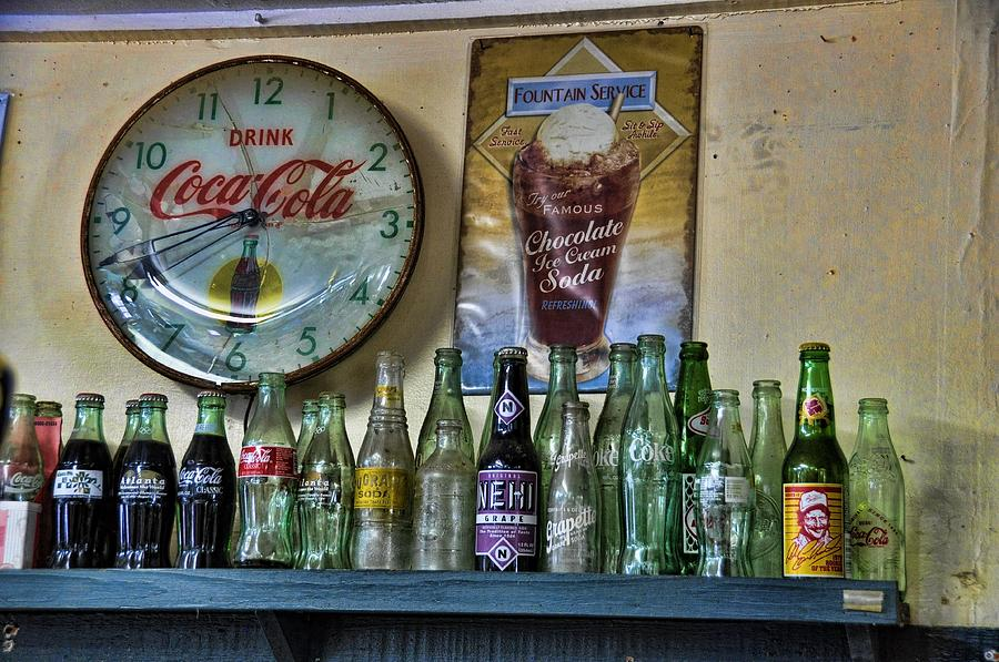 It Was Time For A Drink Photograph  - It Was Time For A Drink Fine Art Print
