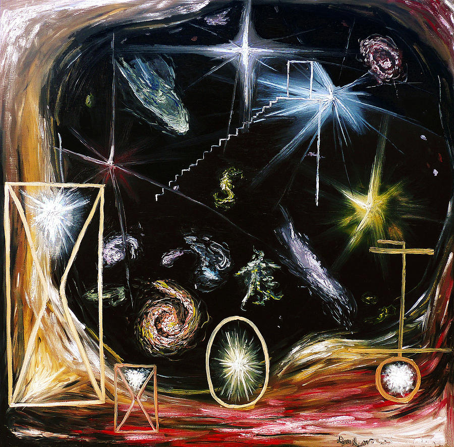 Its Full Of Stars  Painting