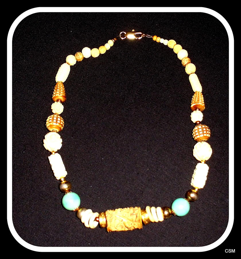 Ivory Carvings Jewelry