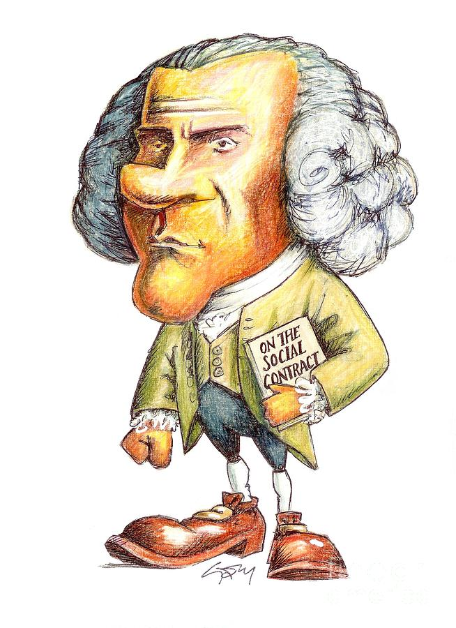 """a biography of jean jacques rousseau the swiss french philosopher The swiss-born french philosopher jean-jacques rousseau rousseau promoted the idea of what he called the """"general will"""", not unlike what anarchists refer to as direct democracy and democracy from below, the only genuine conception of democracy as generally understood and conveyed in dictionary definitions."""