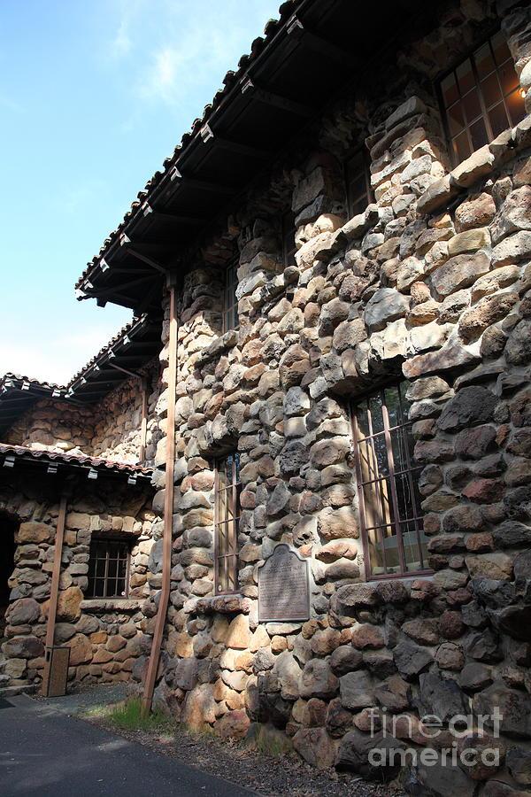 Jack London House Of Happy Walls 5d21967 Photograph