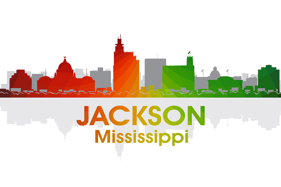 Jackson Ms Digital Art