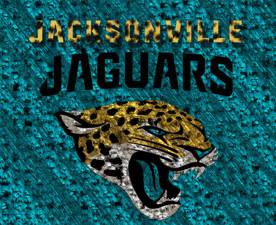 Jacksonville Jaguars Digital Art