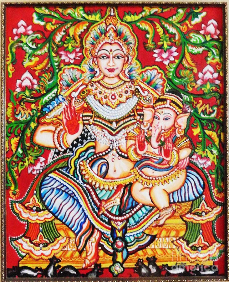 Jaganmatha Painting