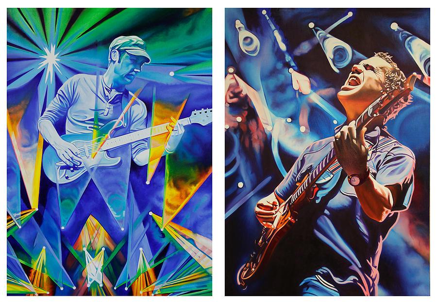 Jake And Brendan Painting