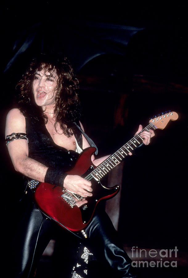 <b>Jake E Lee</b> Photograph by David Plastik - <b>Jake E Lee</b> Fine Art <b>...</b>