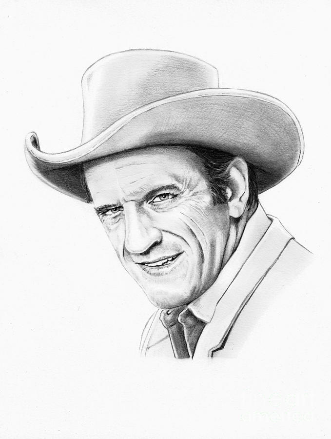 James Arnes Drawing  - James Arnes Fine Art Print