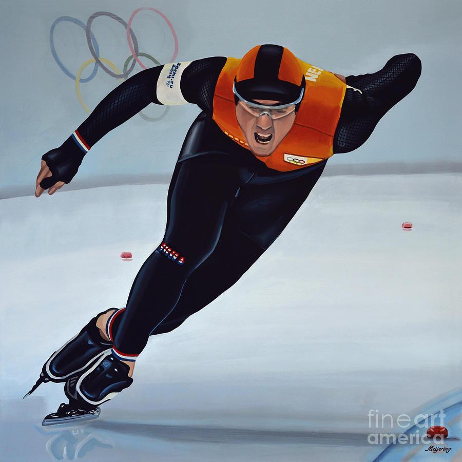 Jan Smeekens Painting