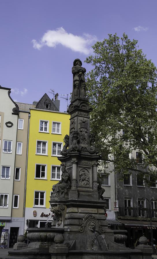 Jan Von Werth Köln