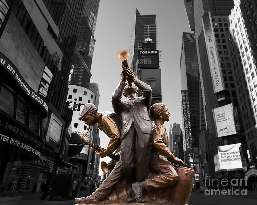 Jazz Photograph  - Jazz Fine Art Print