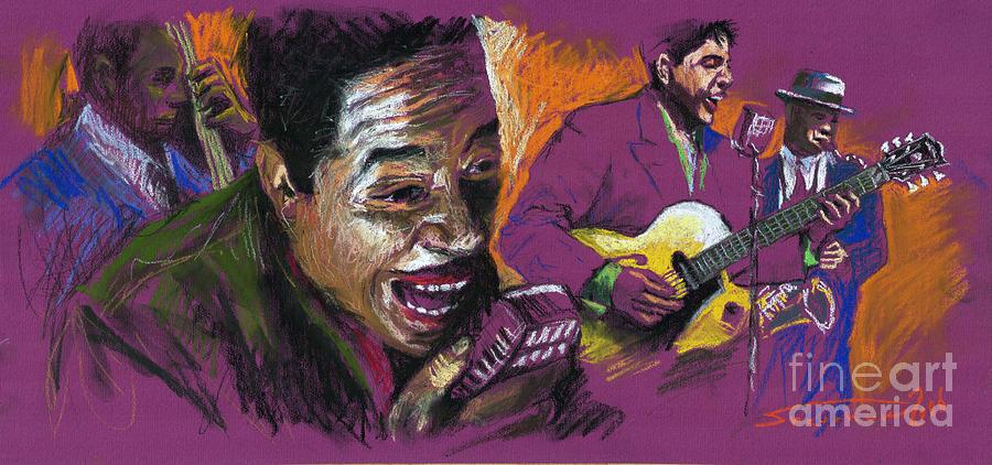Jazz Songer Pastel
