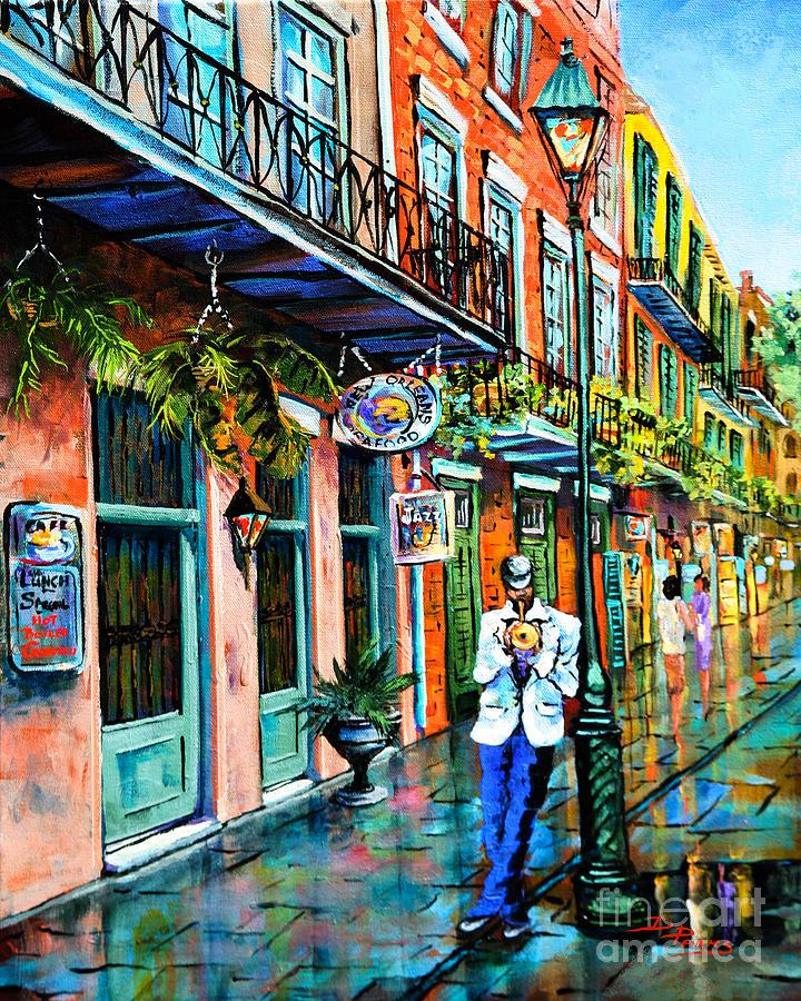 Jazzn Painting