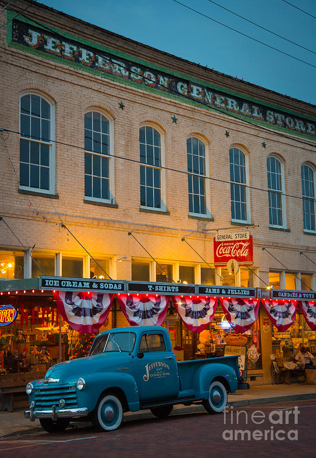 Jefferson General Store Photograph