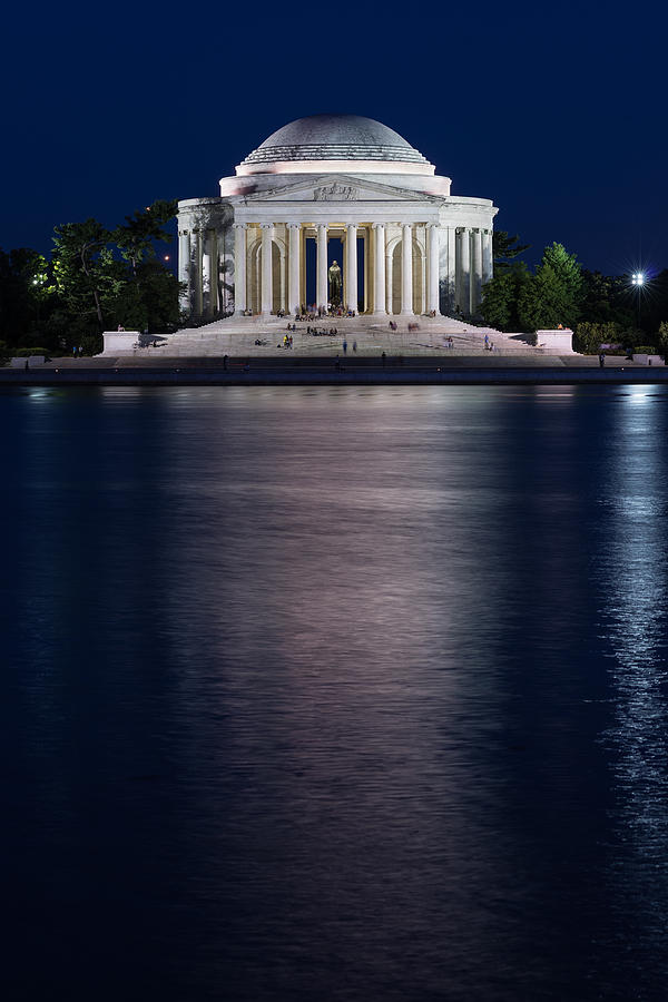Jefferson Memorial Washington D C Photograph