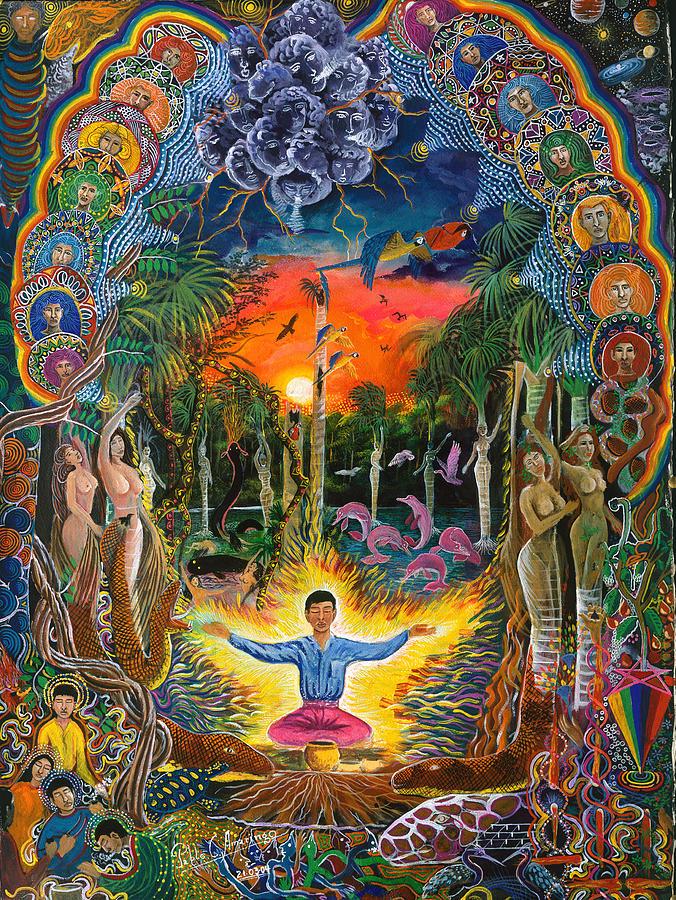 Jehua Supai Painting