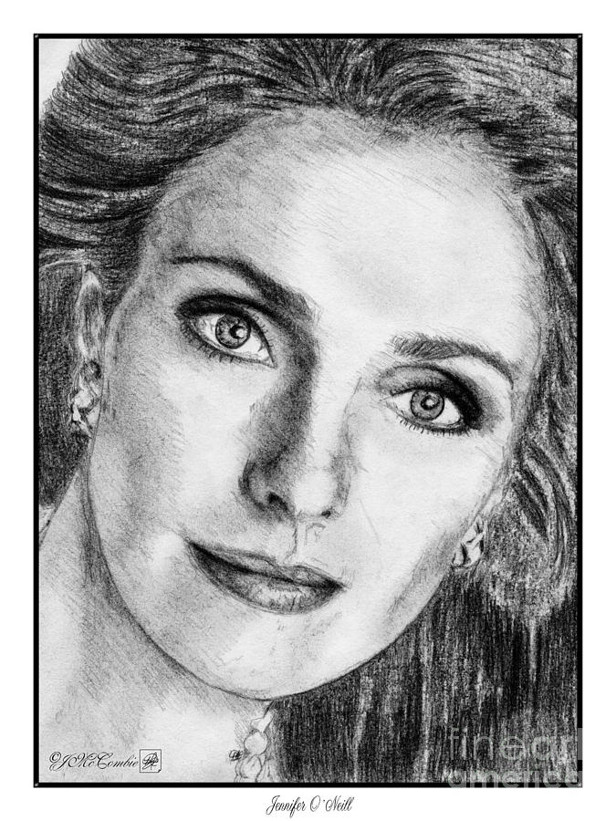 Jennifer Oneill Drawing