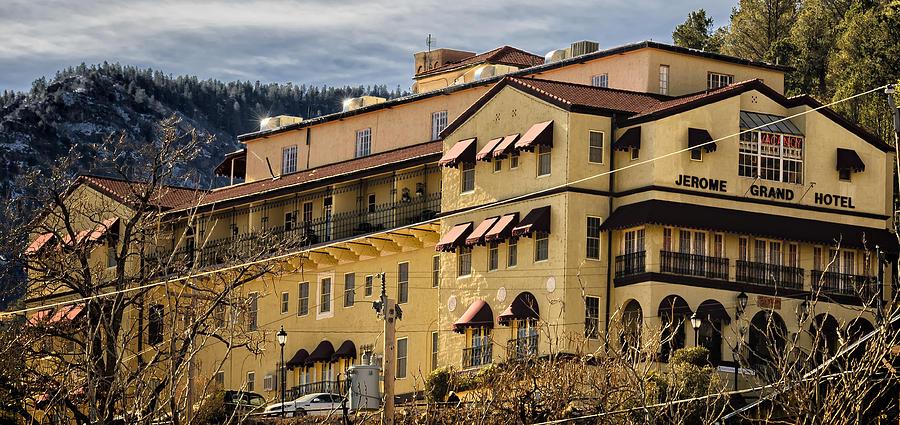 Jerome Grand Hotel No.18 Photograph
