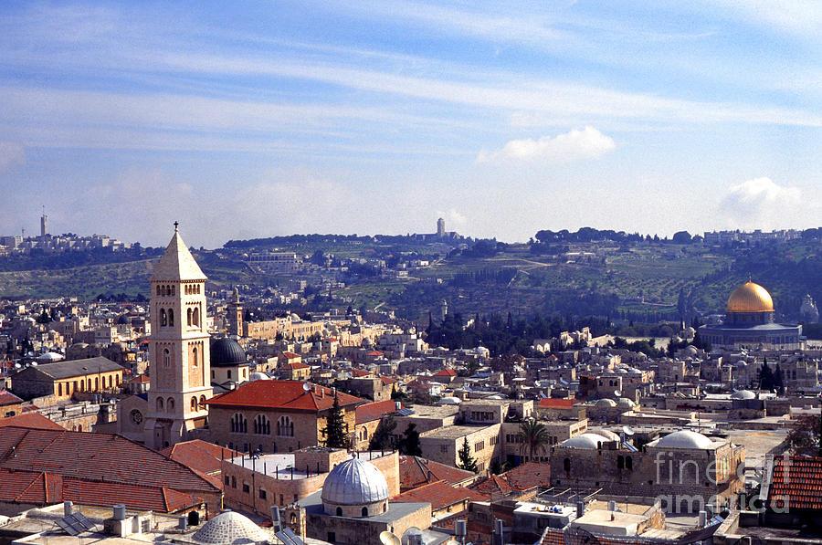 Jerusalem Photograph