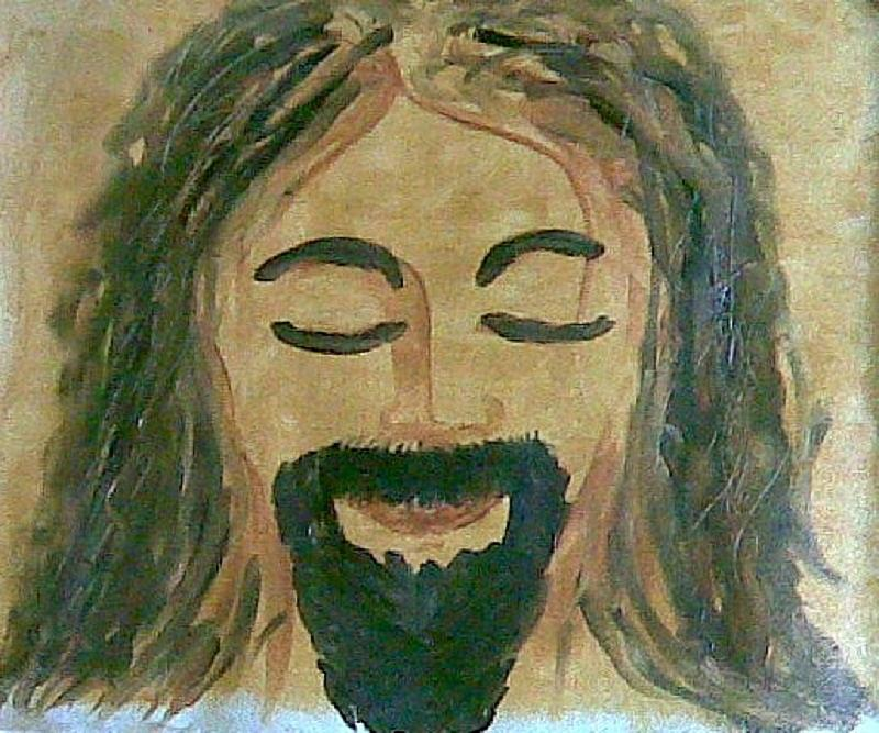 Jesus Lord And Saviour Oil On Canvas Paintings Painting