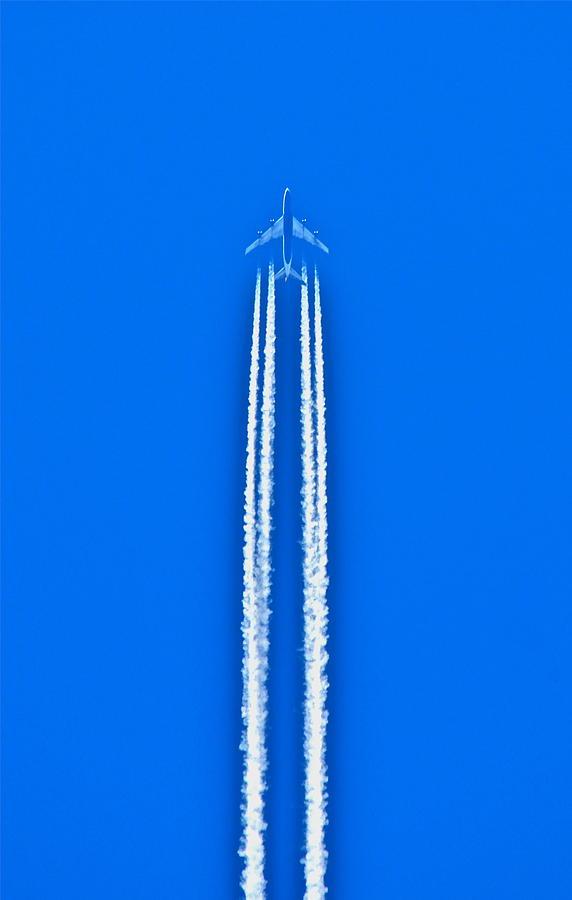 Jet Stream Photograph