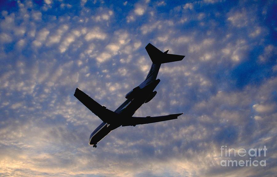 Jet Take Off Photograph
