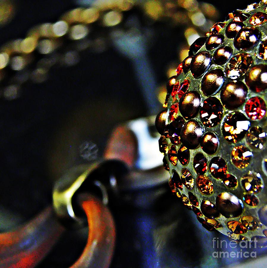 Jeweled Photograph