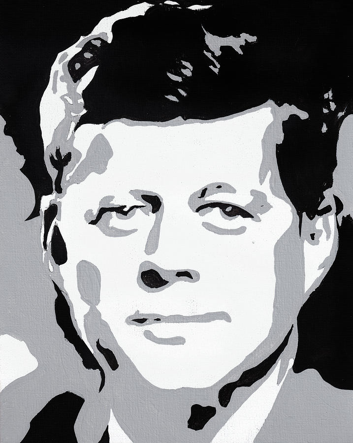 JFK Painting