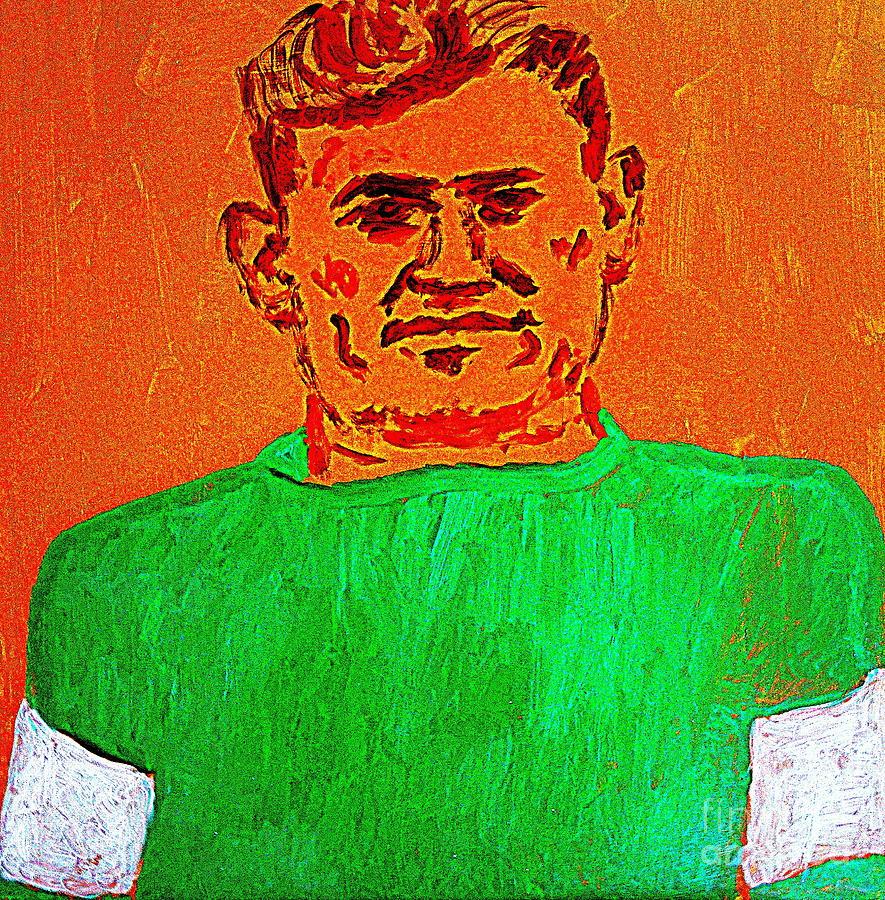 Jim Thorpe Wa Tho Huk Bright Path Painting