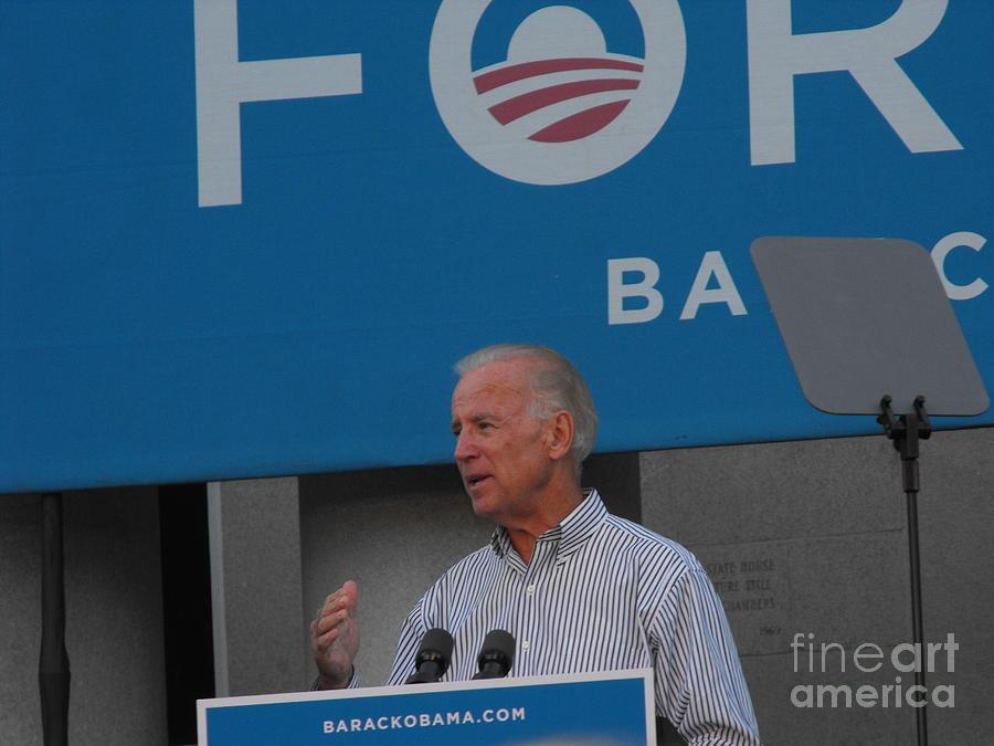 Joe Biden Photograph