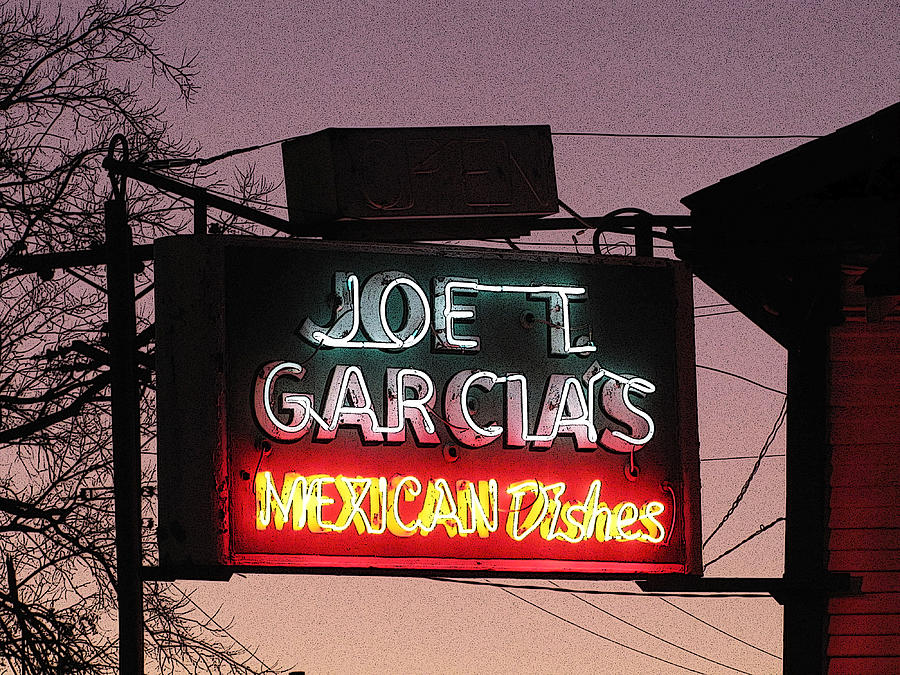 Joe T Garcias Photograph