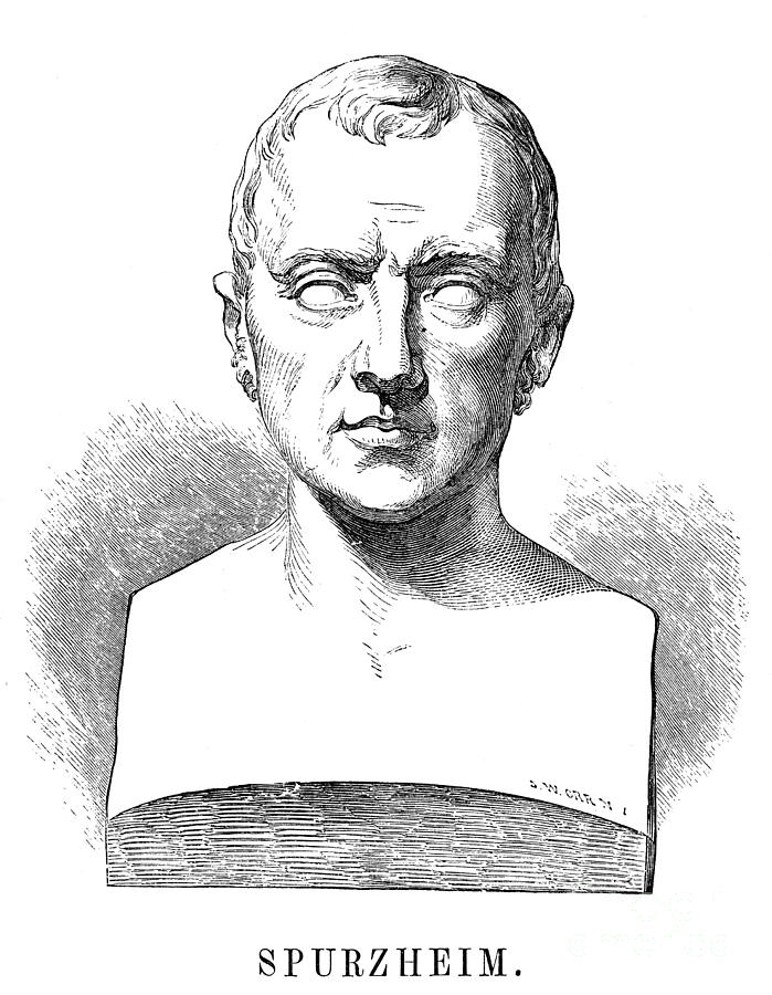 Johann Kaspar Spurzheim Photograph