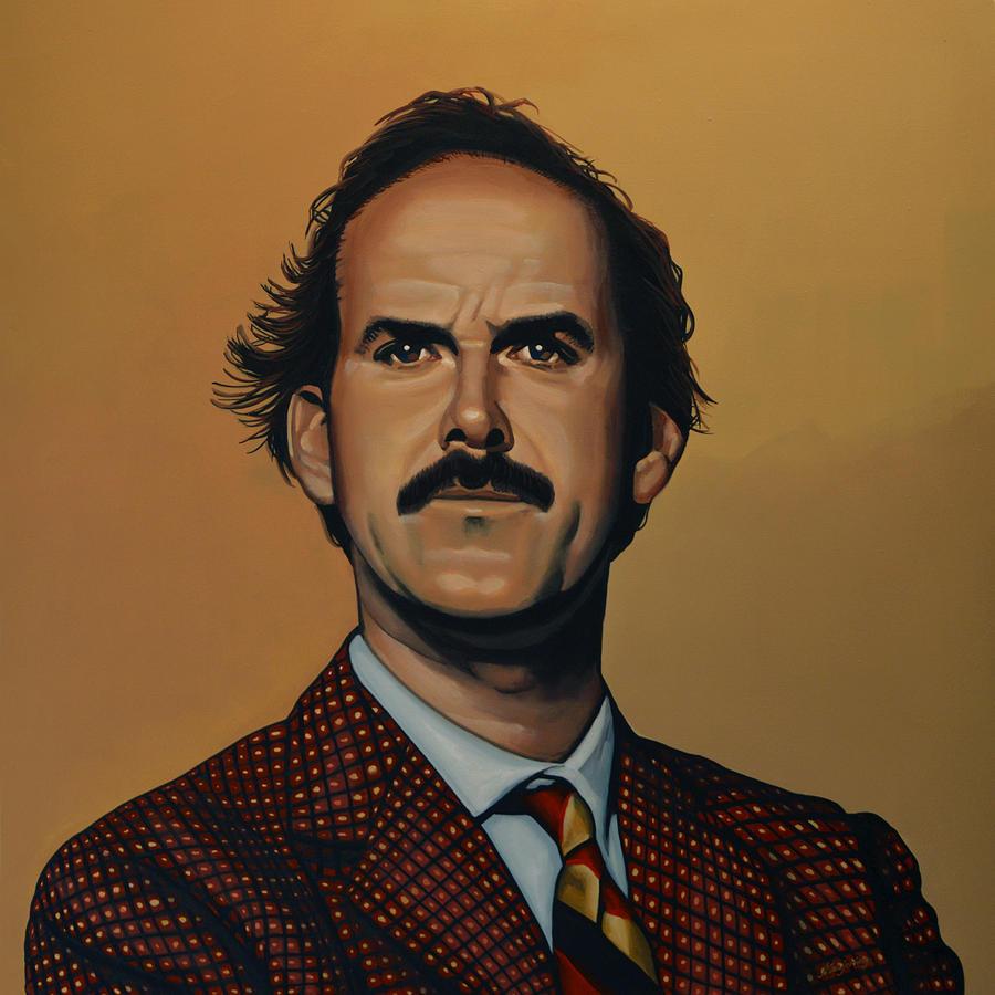 John Cleese Painting - John Cleese by Paul Meijering