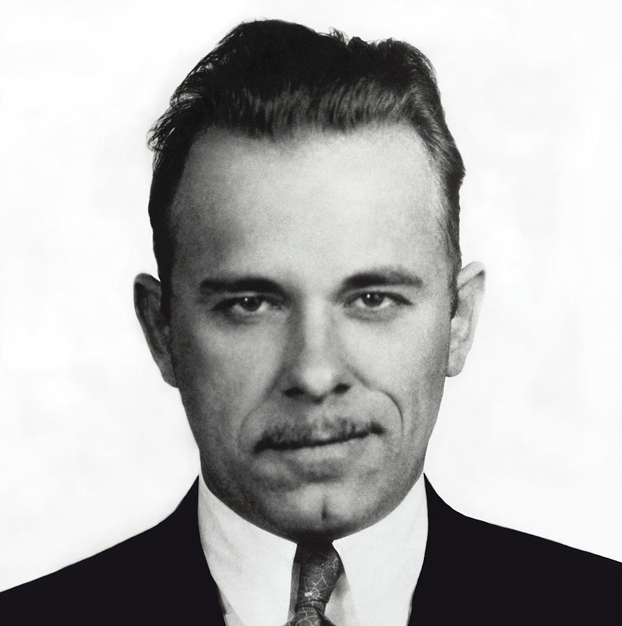 a biography of john dillinger an infamous bank robber in the united states John herbert dillinger (june 22, 1903–july 22, 1934) was a bank robber in the midwestern united states during the 1930s some considered him a dangerous c.