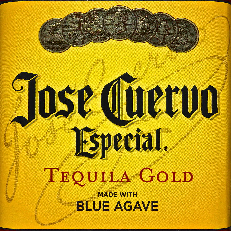 Jose Cuervo Tequila Art Photograph