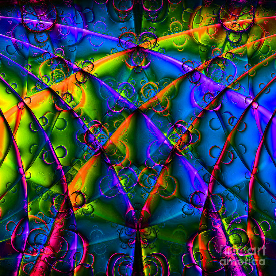 Journey 20130511v1 Square Digital Art
