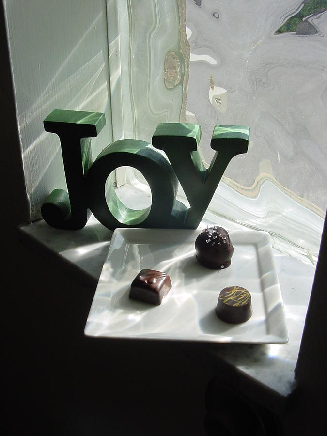Joy In Threes Photograph  - Joy In Threes Fine Art Print