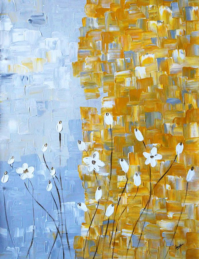 Acrylic Painting - joy by Sonali Kukreja