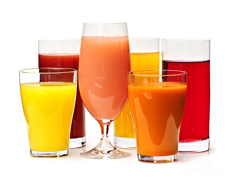 Juices Photograph