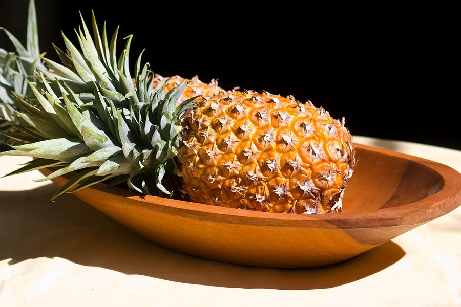 Juicy Pineapples Photograph