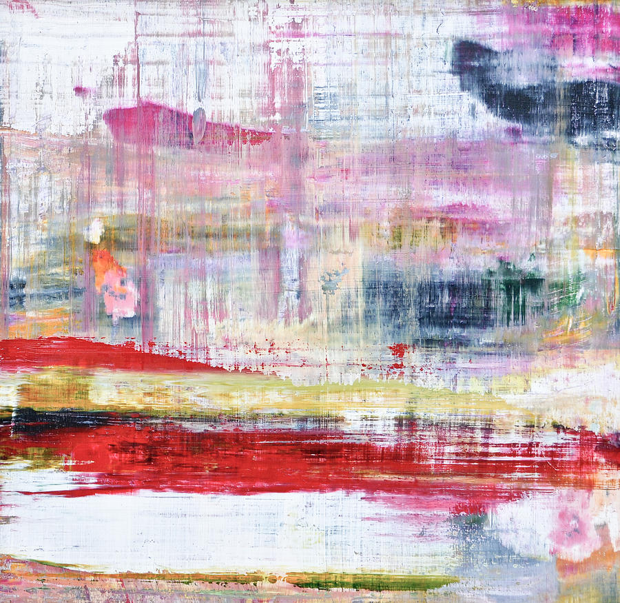 Julianenparksee In Leer Painting