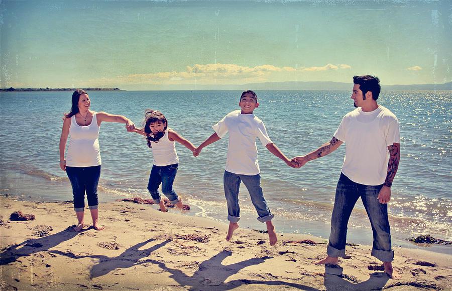 Jump For Joy Photograph