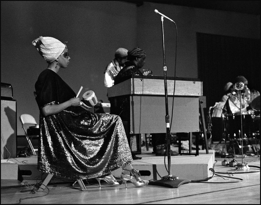 June Tyson 1968 Photograph